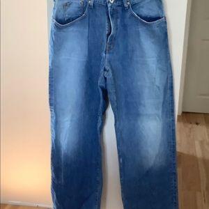 GUESS men's baggy jeans